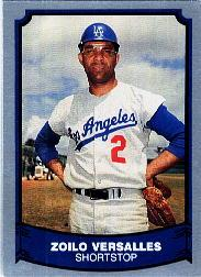 1988 Pacific Legends I #107 Zoilo Versalles