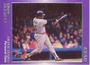 1988 Star Puckett #9 Kirby Puckett/Personal Data
