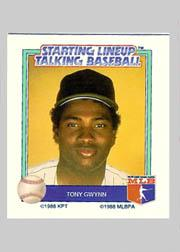 1988 Starting Lineup All-Stars #13 Tony Gwynn