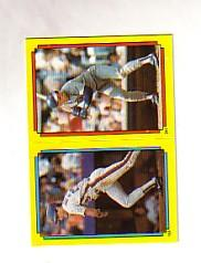 1988 Topps Stickers #241 Scott Fletcher (104)