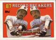 1988 Topps #4A Eddie Murray ERR RB