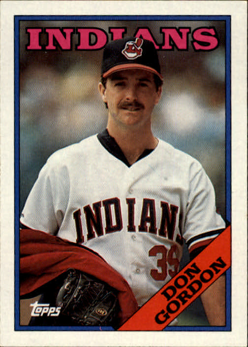 1988 Topps #144 Don Gordon