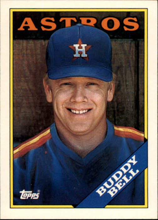 1988 Topps Traded #13T Buddy Bell