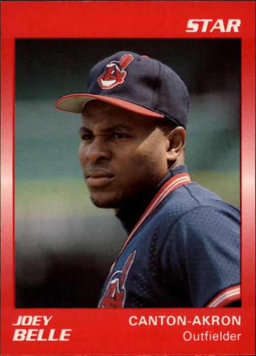 1989 Star #199 Albert Belle