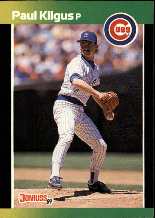 1989 Donruss Baseball's Best #149 Paul Kilgus