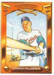 1989 Kahn's Cooperstown #7 Harmon Killebrew