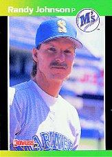 1989 O-Pee-Chee #186 Randy Johnson RC