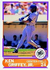 1989 Score Young Superstars II #18 Ken Griffey Jr.