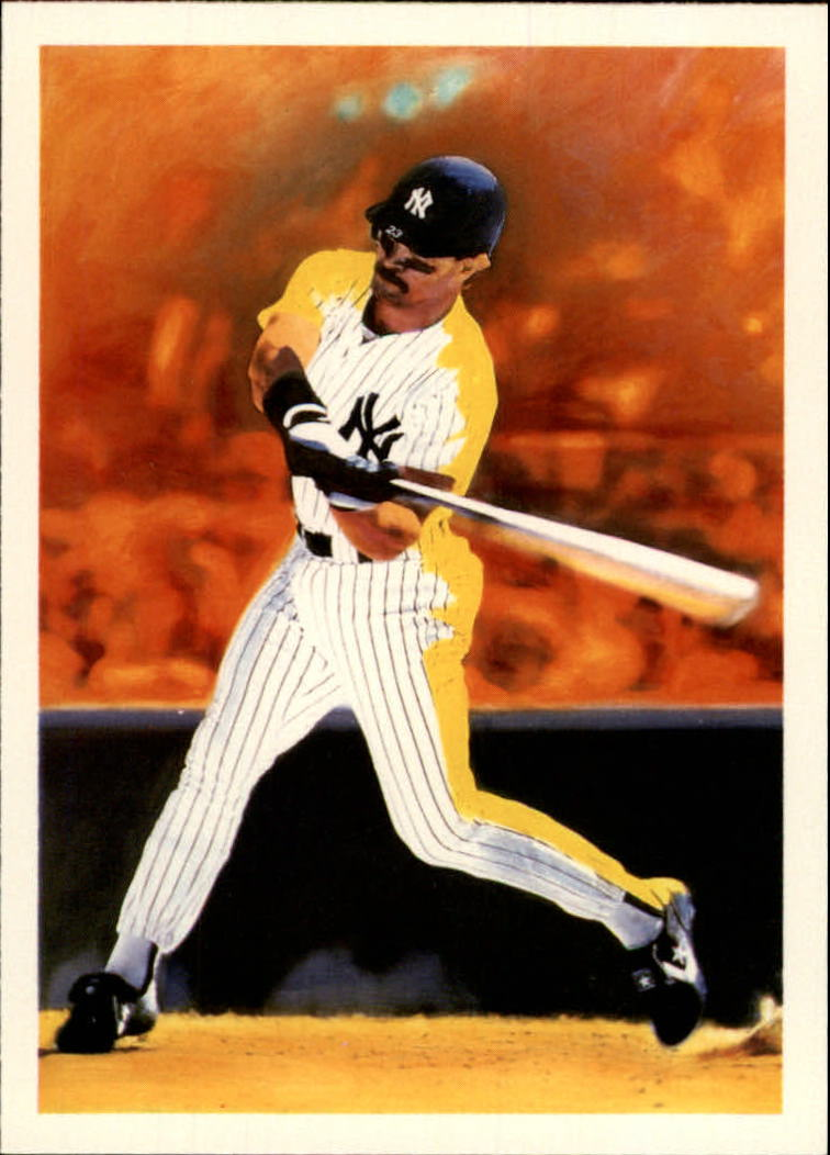 1989 Scoremasters #6 Don Mattingly