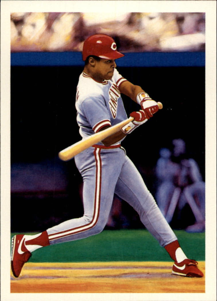 1989 Scoremasters #24 Barry Larkin