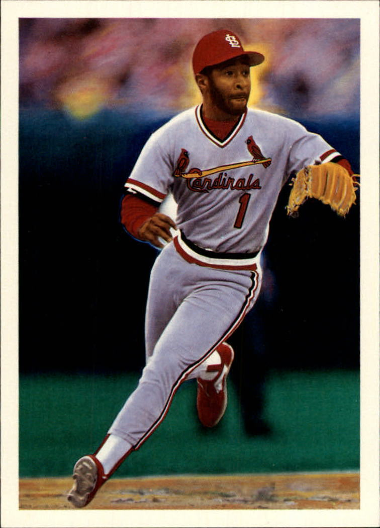 1989 Scoremasters #27 Ozzie Smith