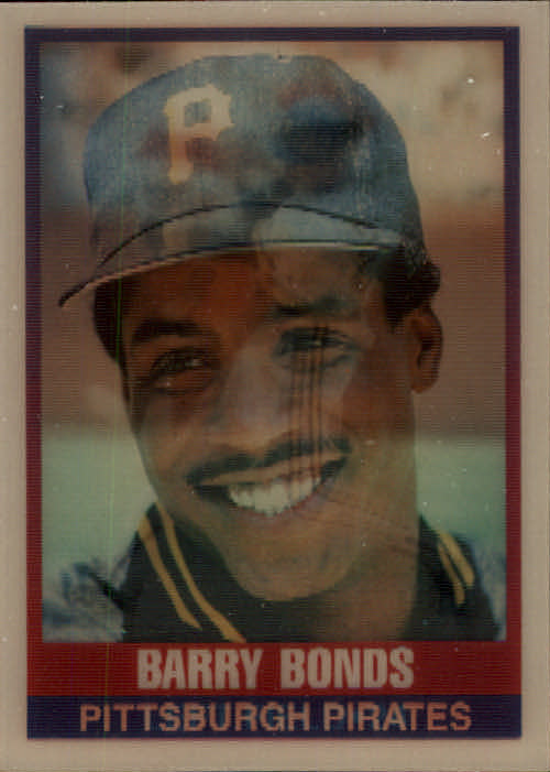 1989 Sportflics #146 Barry Bonds