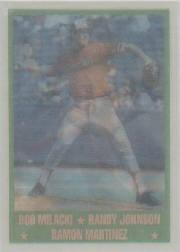 1989 Sportflics #224 Randy Johnson