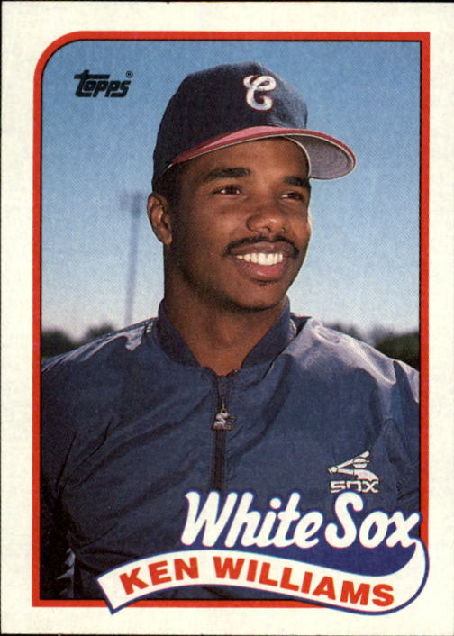 1989 Topps #34 Ken Williams