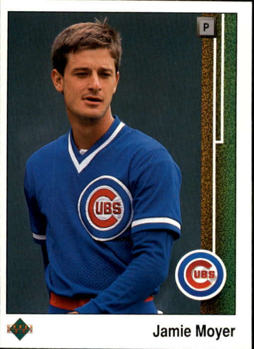 1989 Upper Deck #63 Jamie Moyer