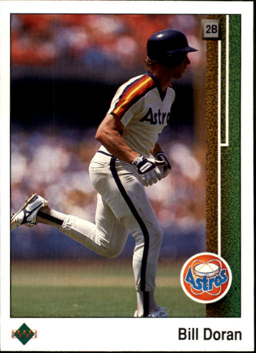 1989 Upper Deck #101 Bill Doran
