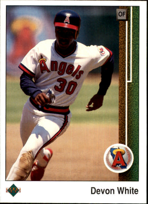 1989 Upper Deck #110 Devon White