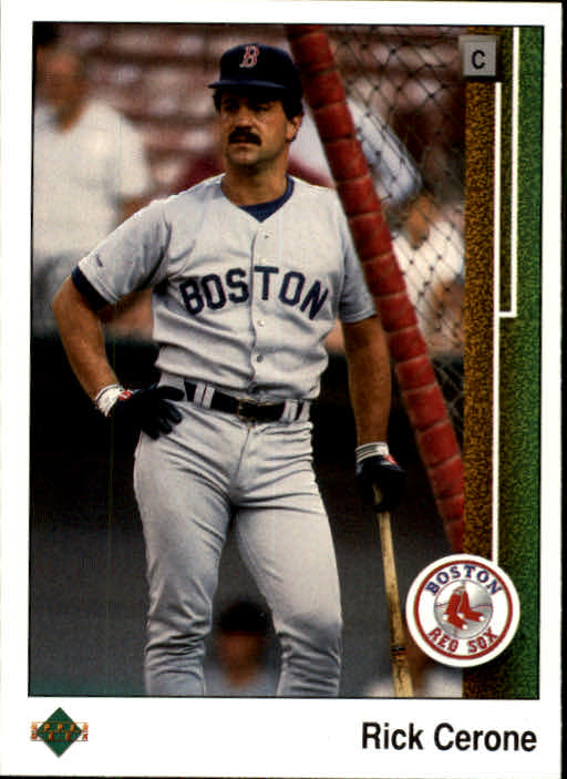 1989 Upper Deck #152 Rick Cerone