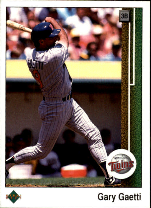 1989 Upper Deck #206 Chris Speier
