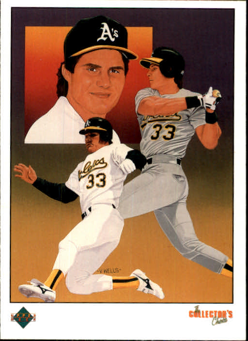 1989 Upper Deck #670 Jose Canseco TC