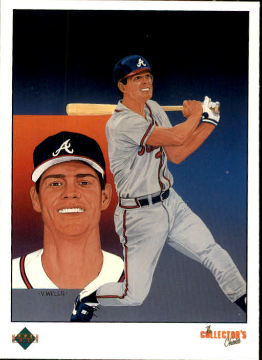 1989 Upper Deck #672 Dale Murphy TC/Atlanta Braves