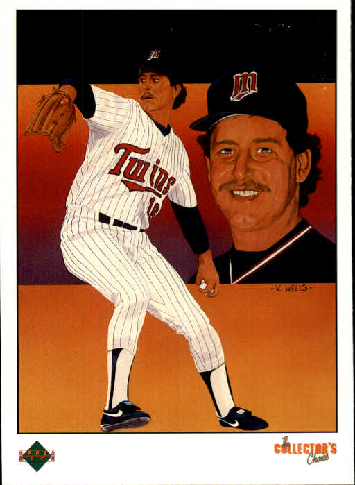 1989 Upper Deck #691 Frank Viola TC/Minnesota Twins