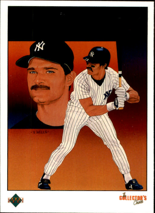 1989 Upper Deck #693 Don Mattingly TC
