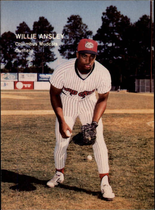1990 Best #3 Willie Ansley