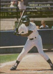 1990 Best #26 Bernie Williams