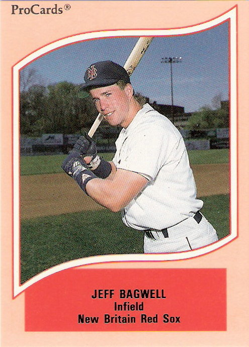 1990 ProCards A and AA #26 Jeff Bagwell