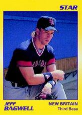 1990 Star #30 Jeff Bagwell