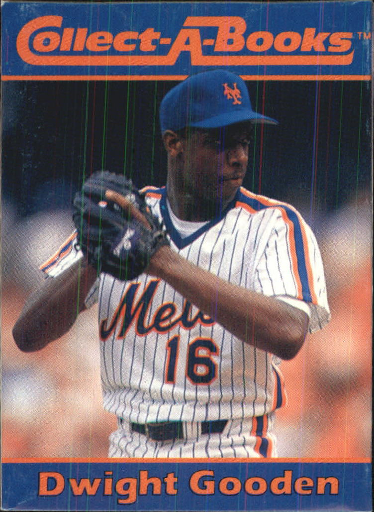 1990 Collect-A-Books #2 Dwight Gooden