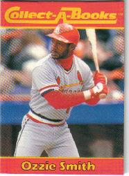 1990 Collect-A-Books #5 Ozzie Smith