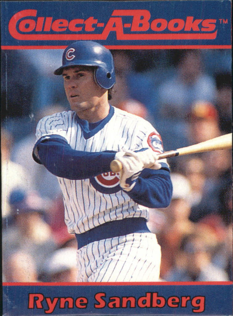 1990 Collect-A-Books #29 Ryne Sandberg