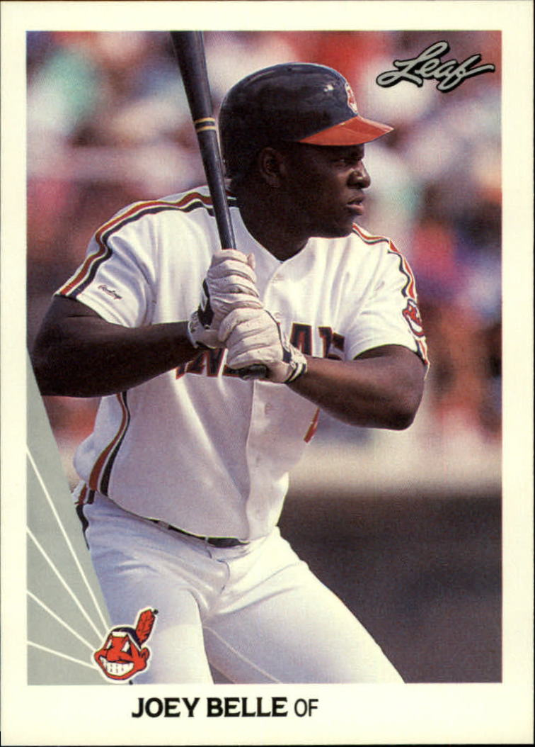 1990 Leaf #180 Albert Belle