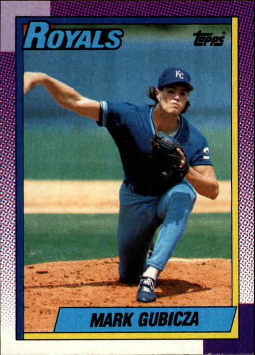 1990 Topps #20 Mark Gubicza