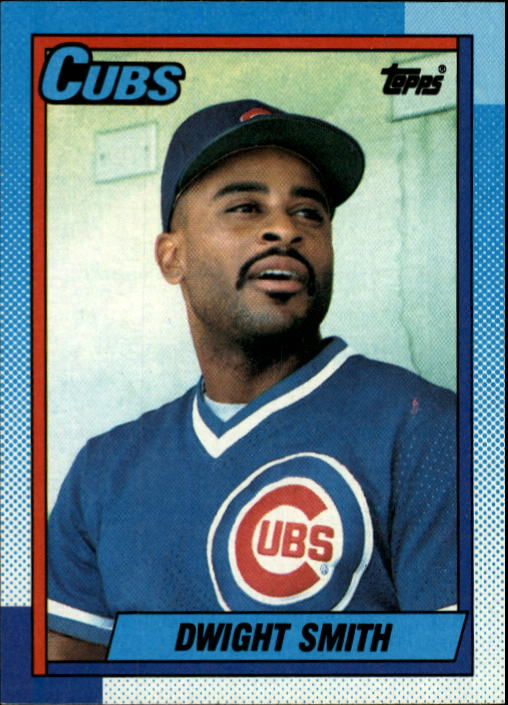 1990 Topps #311 Dwight Smith