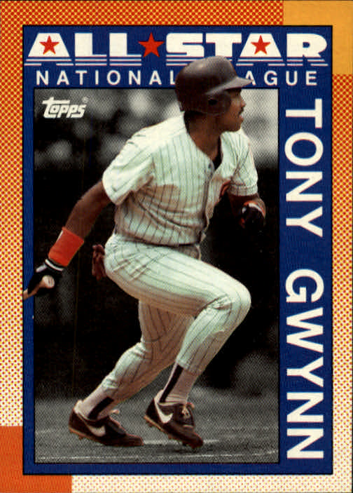 1990 Topps #403 Tony Gwynn AS