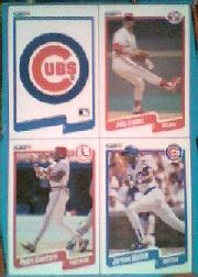 1990 Fleer Wax Box Cards #C7 John Franco