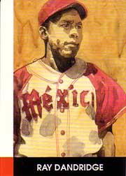 1990 Negro League Stars #14 Ray Dandridge