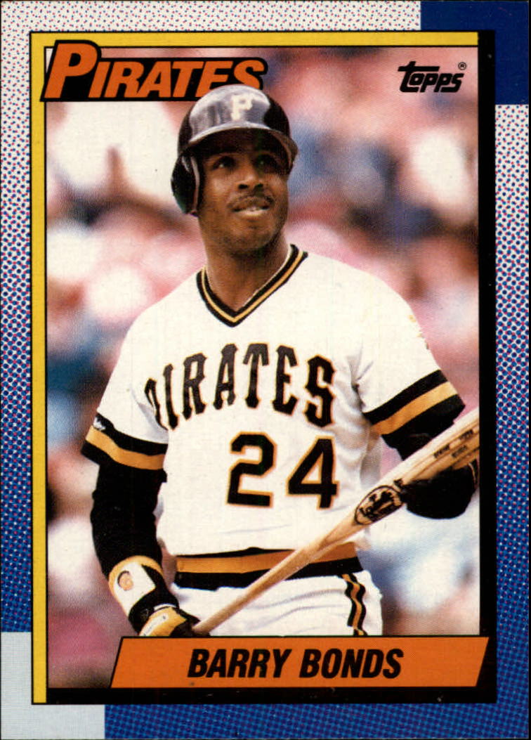 1990 O-Pee-Chee #220 Barry Bonds