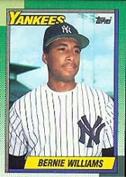 1990 O-Pee-Chee #701 Bernie Williams RC