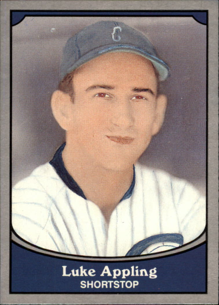 1990 Pacific Legends #3 Luke Appling