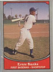 1990 Pacific Legends #5 Ernie Banks