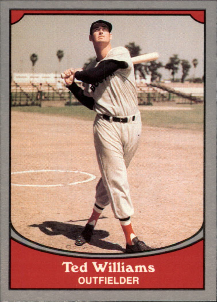 1990 Pacific Legends #59 Ted Williams