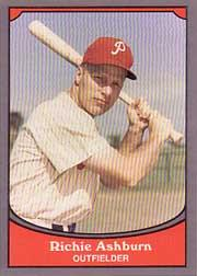 1990 Pacific Legends #70 Richie Ashburn