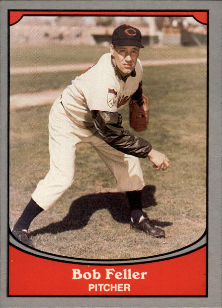 1990 Pacific Legends #85 Bob Feller
