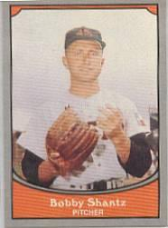 1990 Pacific Legends #105 Bobby Shantz