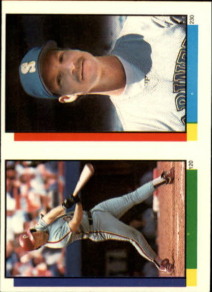 1990 Topps Sticker Backs #36 Mark McGwire
