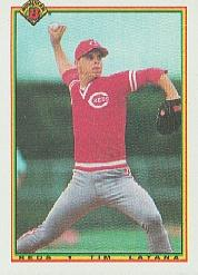 1990 Bowman #41 Tim Layana RC